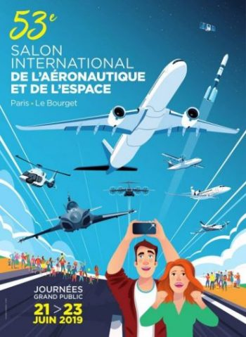 Socitec au salon du bourget 2019