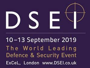 DSEI - ExCeL London - Septembre 2019